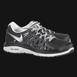 Nike Dual Fushion Run 2 Running Shoes Sneakers 6.5